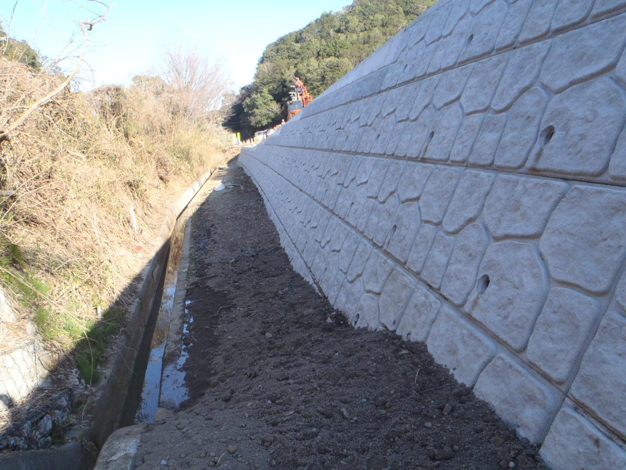 田辺白浜線道路改良工事のイメージ